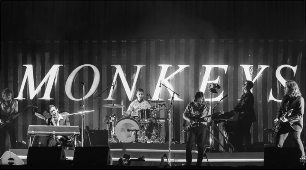 Five Out of Five: el romance del público con los Arctic Monkeys
