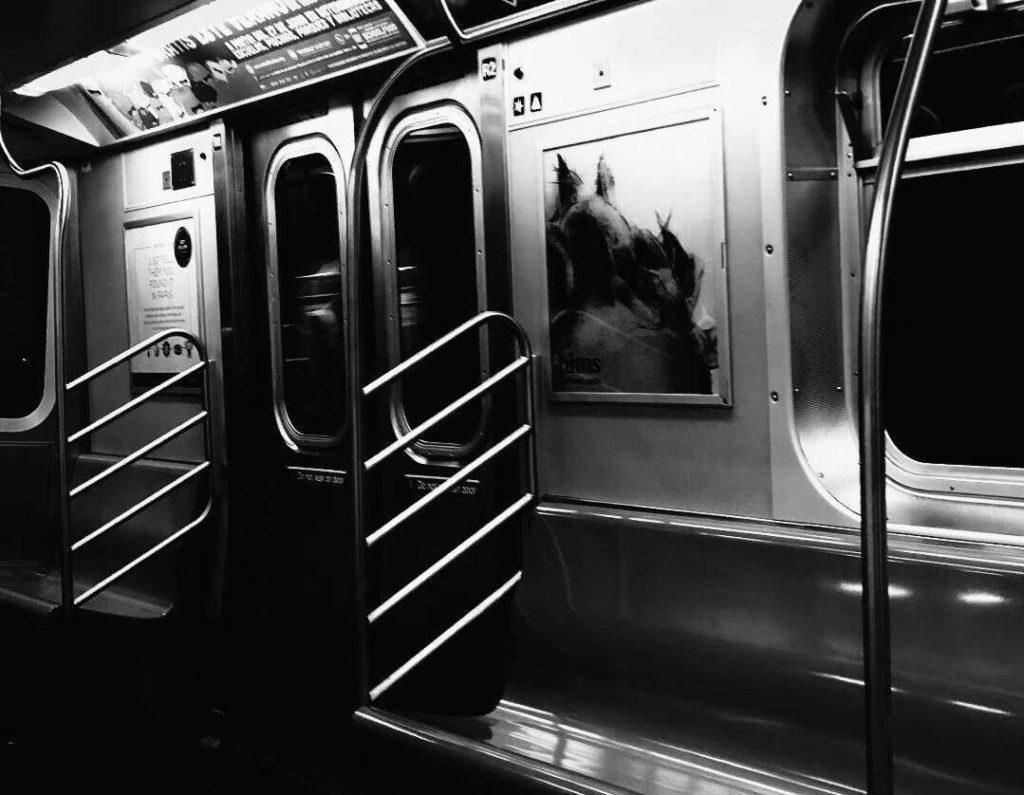 Gloria, un vagón y los olores de Nueva York