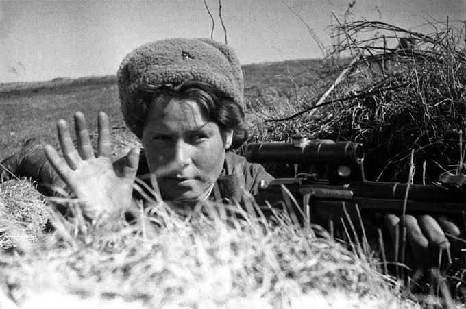 Mujeres en guerra