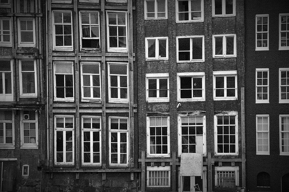 Ventanas de Ámsterdam