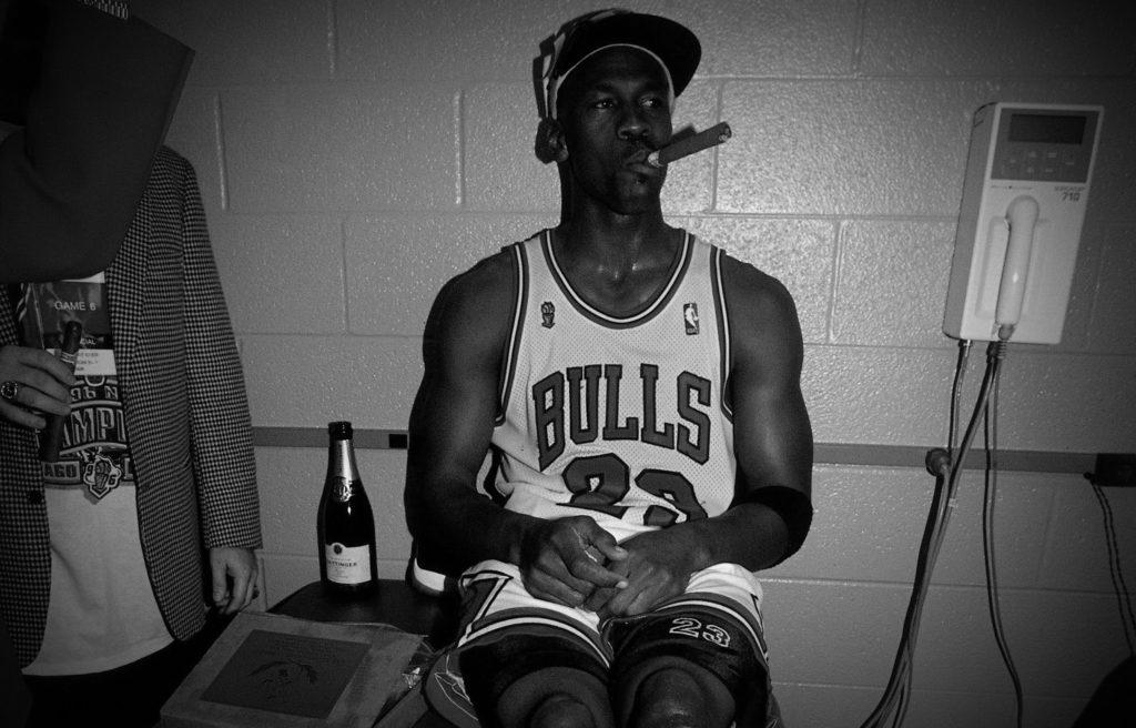 El disfraz de Michael Jordan