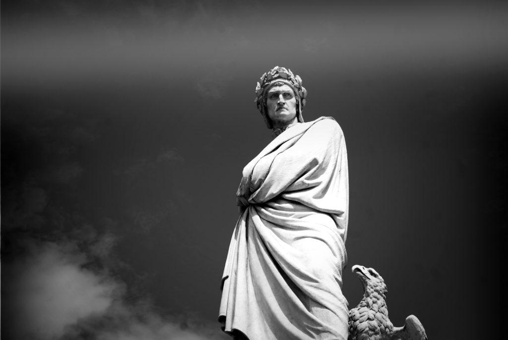 Una dedicatoria de amor desde Florencia
