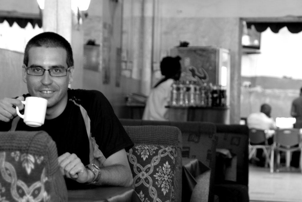 Ander Izagirre: el periodista con botas