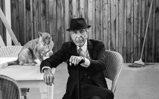 La noche en que Leonard Cohen me presentó a mi padre