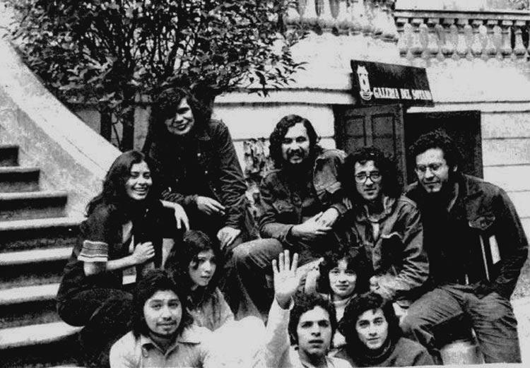Roberto Bolaño, el amigo de Mario Santiago