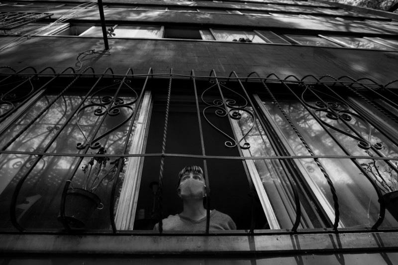 VOCES DEL CONFINAMIENTO: TANYA HUNTINGTON Y LUIS RESÉNDIZ