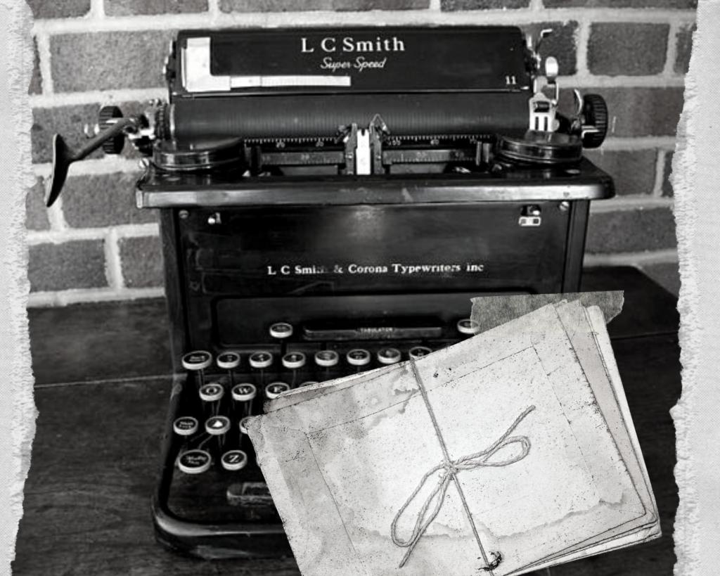 La máquina de escribir
