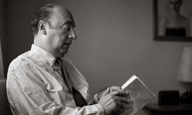 Oda a Pablo Neruda