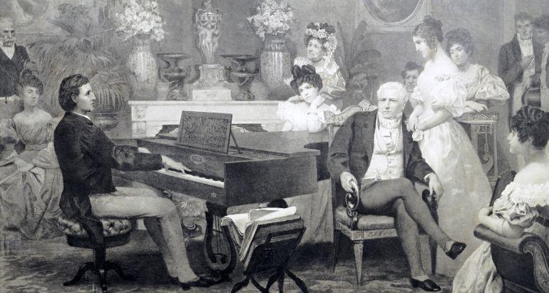 Chopin y el Preludio