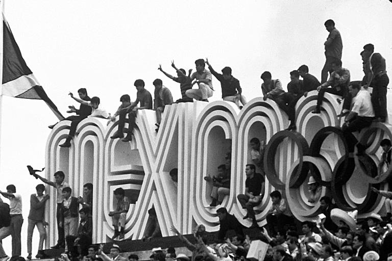 México 68; quince días más de verano