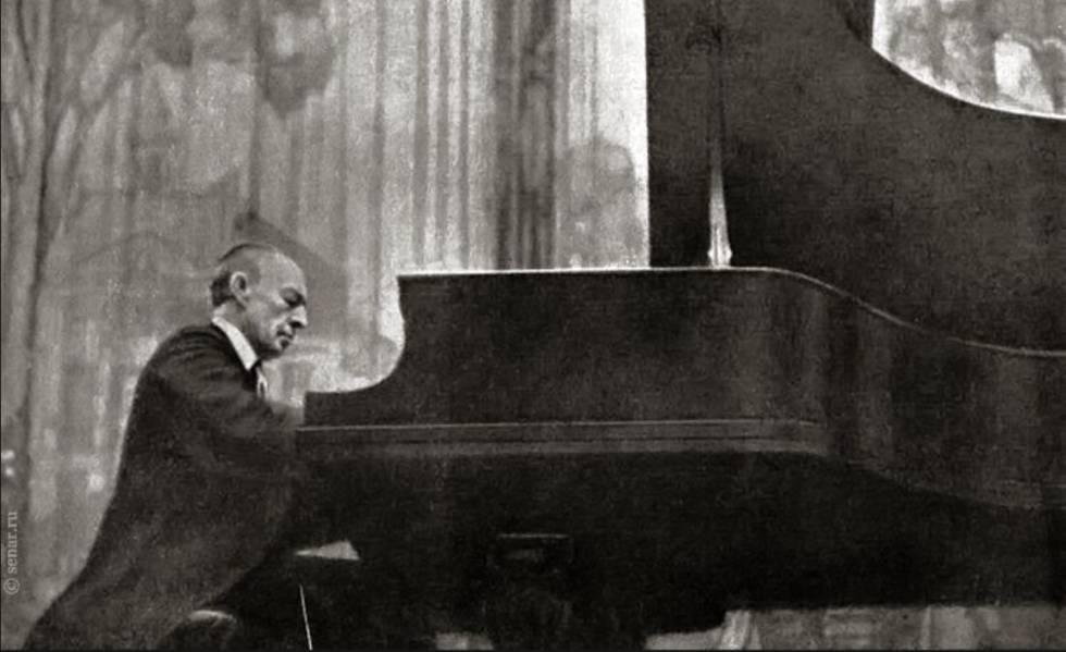 Rajmáninov y el preludio