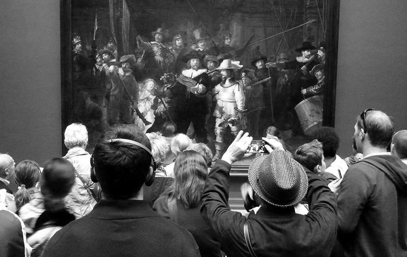 Rembrandt y el desencanto
