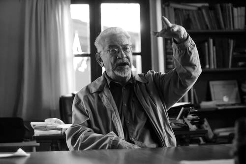 Tenemos que dejar de ver el cine como entretenimiento: Sergio Olhovich