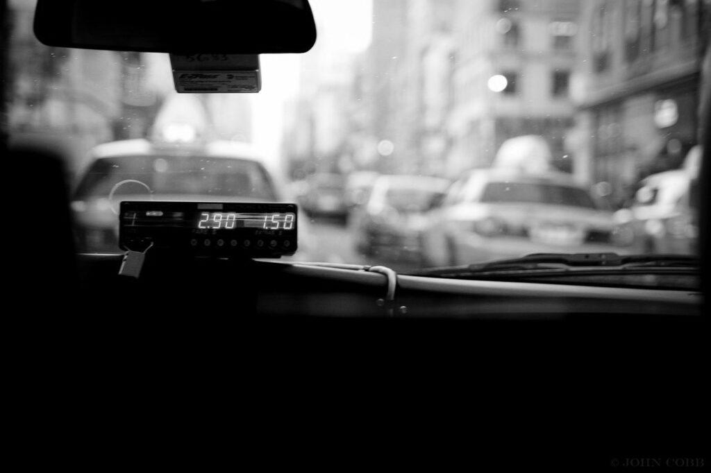 De taxis y taxistas (VII)