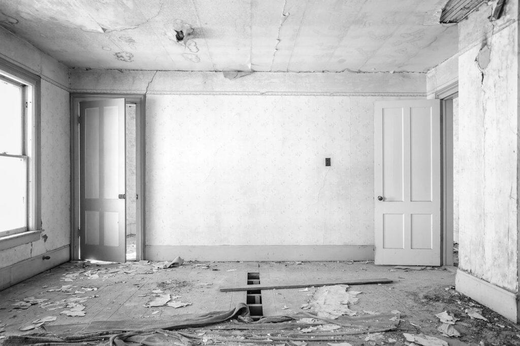 El eco de una habitación vacía
