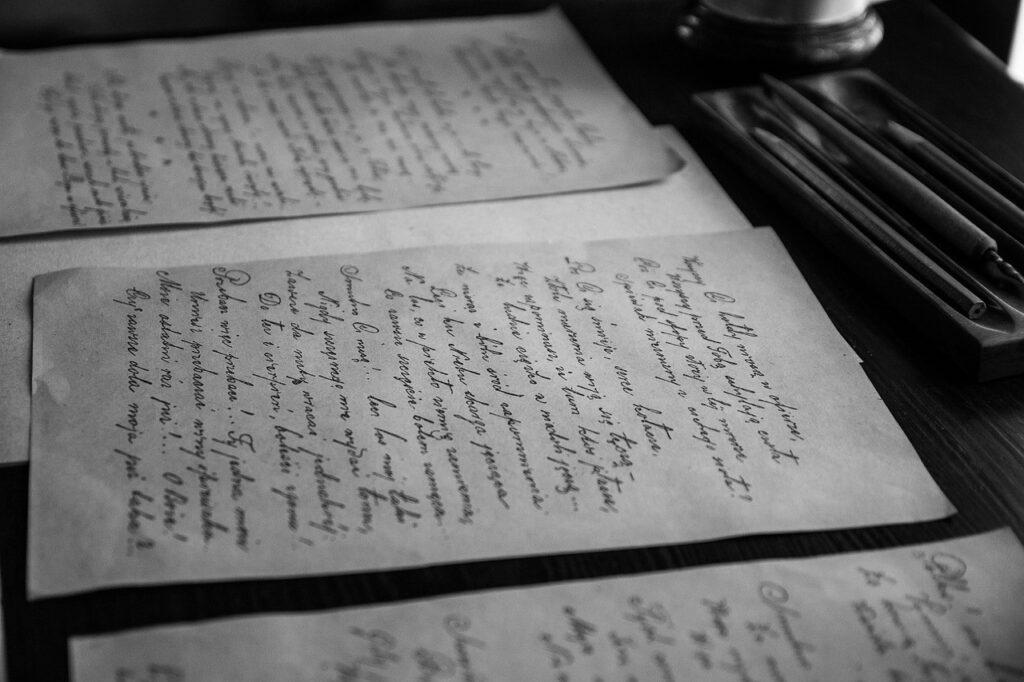 Las cartas de Zweig y Kafka