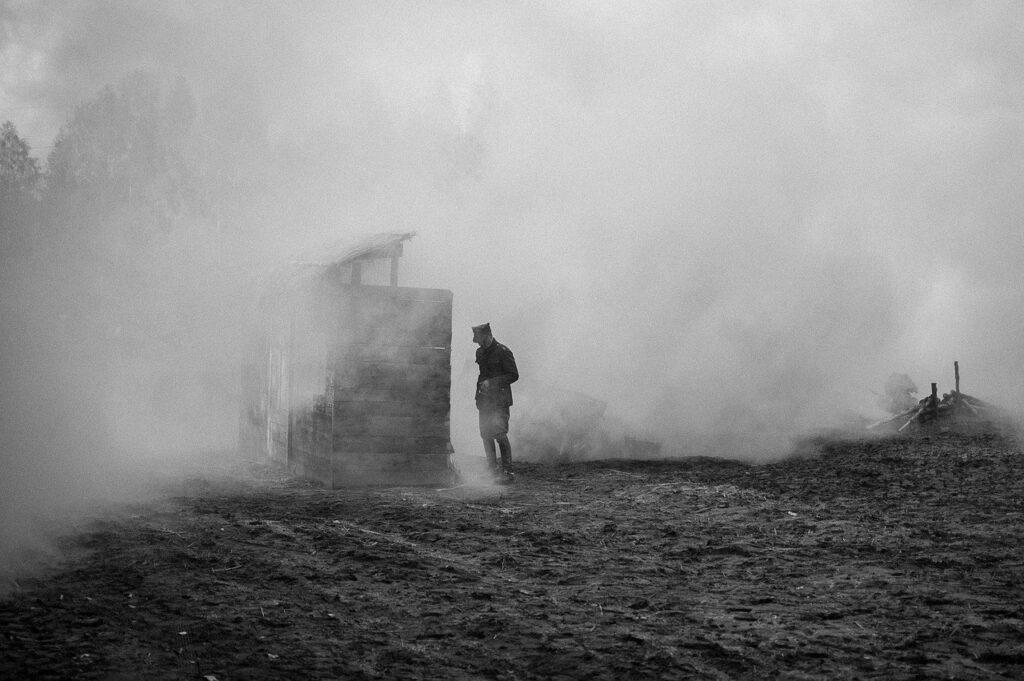 Entre la guerra y la muerte
