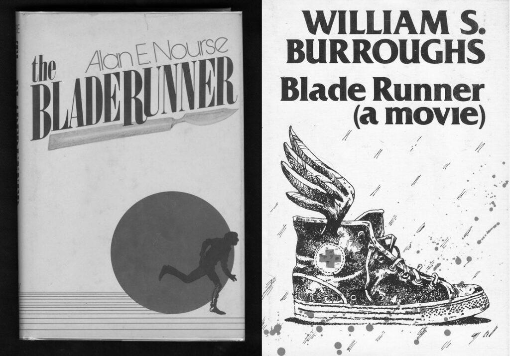 Blade Runner (una película) de William Burroughs: correr al filo de la realidad