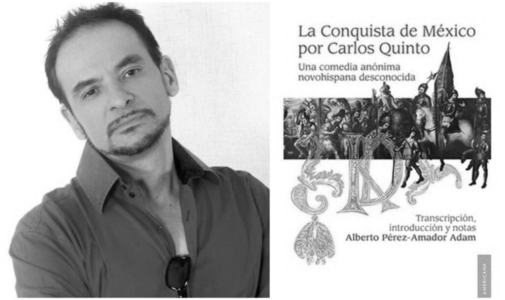 Pérez-Amador Adam: Moctezuma es un desconocido; una interpretación equivocada