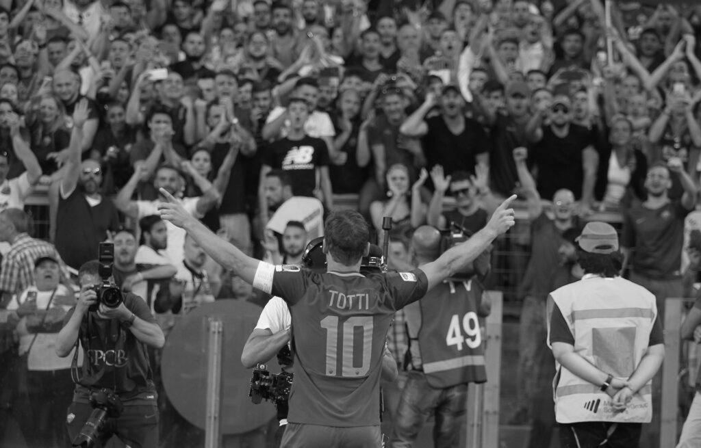 Francesco Totti: ya no más