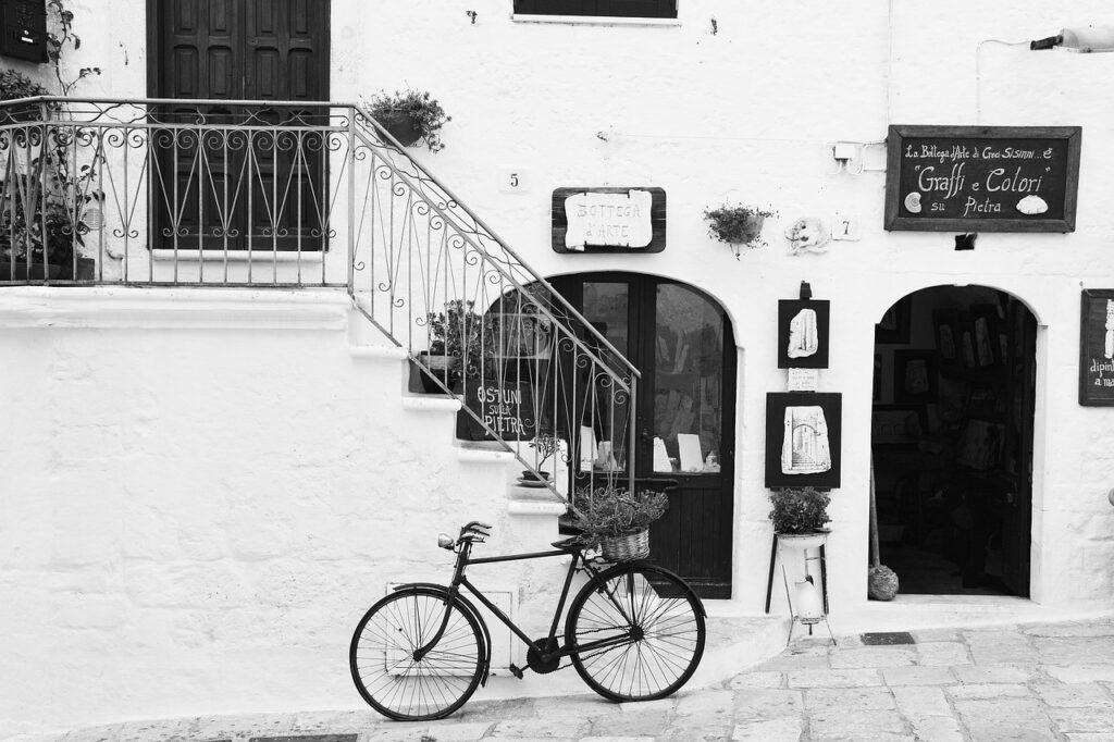 Poeta en bicicleta