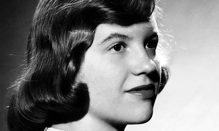 El fuego nos separa: homenaje a Sylvia Plath
