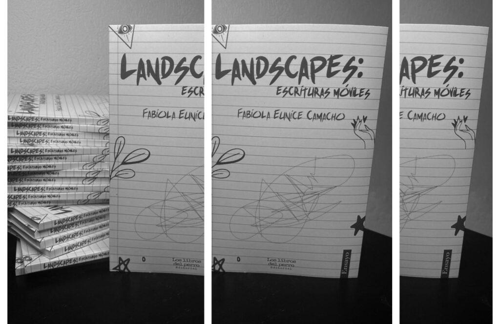 Landscapes: escrituras móviles (fragmentos, piezas únicas que completan el rompecabezas)