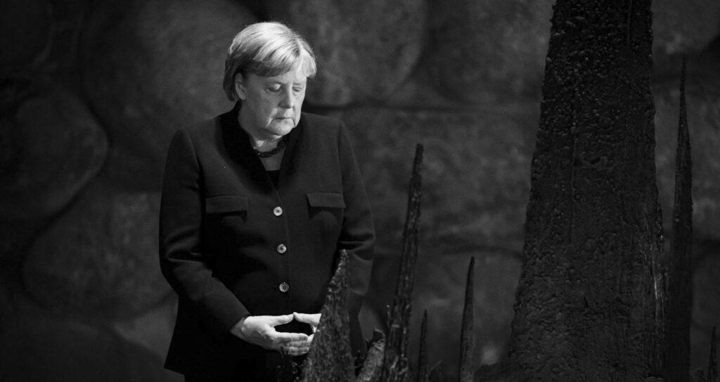 Angela Merkel: la canciller de hielo