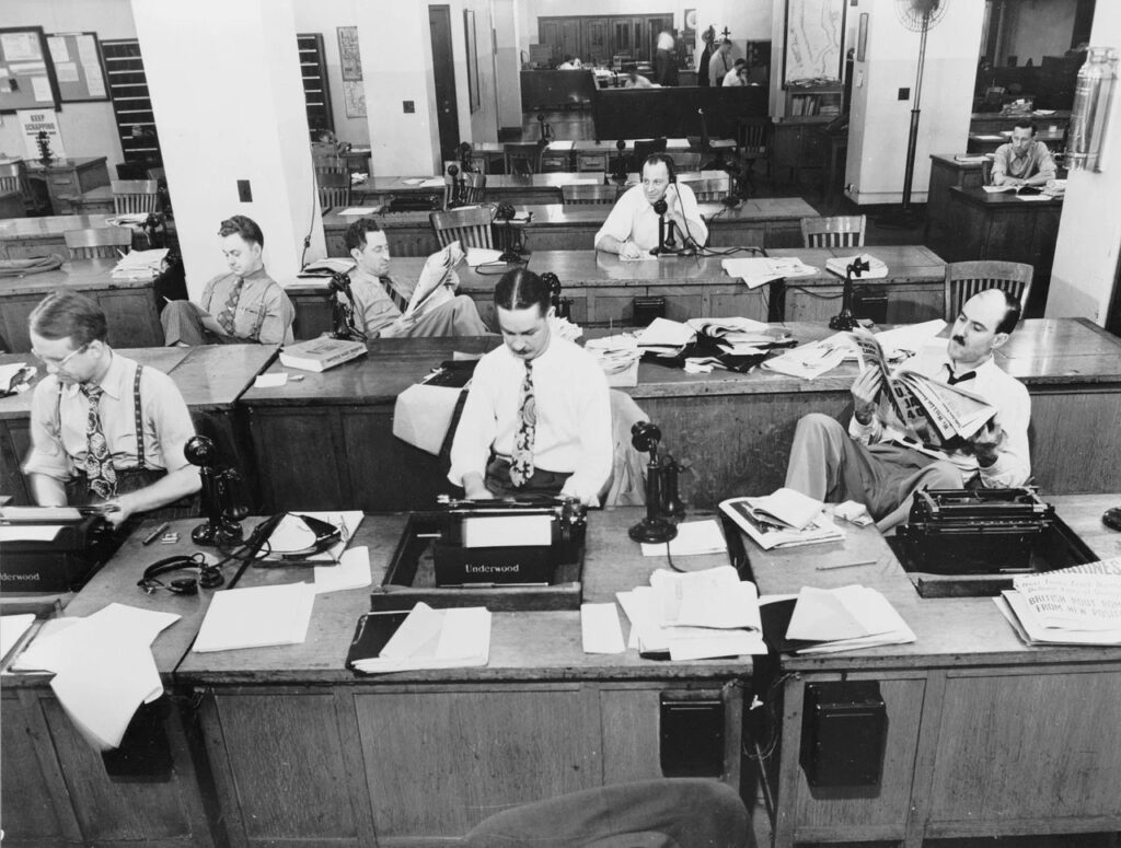 Sobrevivir en el periodismo: hablemos de sindicatos