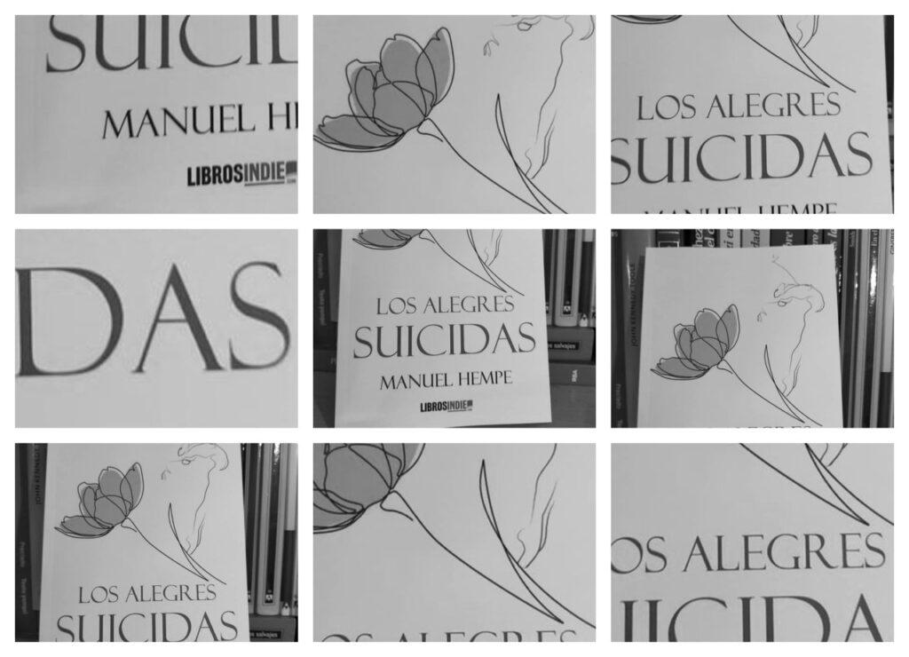 Los alegres suicidas: bolígrafo, libreta y una única vestimenta; una vida feliz
